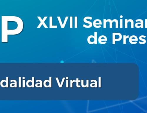 XLVII SEMINARIO INTERNACIONAL DE PRESUPUESTO PÚBLICO